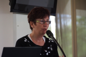 Sharon Fraser, Central Goldfields Shire Council