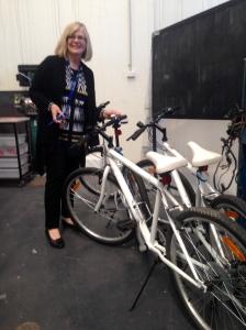Sue bikes