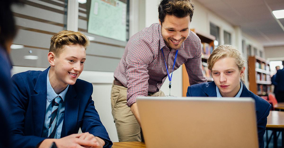 Linking Unconditional Positive Regard and TeacherWellbeing