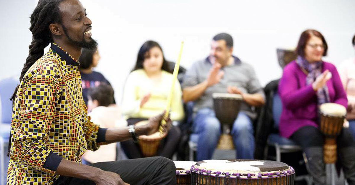 Stories of Impact – Rhythm, Culture and Community Wellbeing atSchool